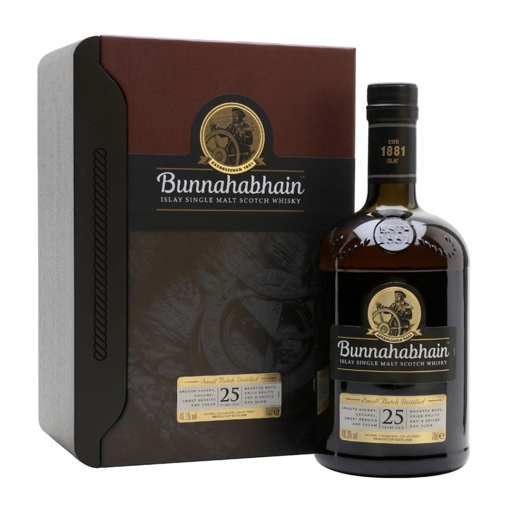 Bunnahabhain 25 Year Old Scotch Bunnahabhain