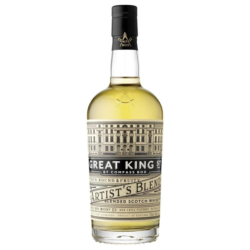 Compass Box Great King Street Artist's Blend Scotch Compass Box