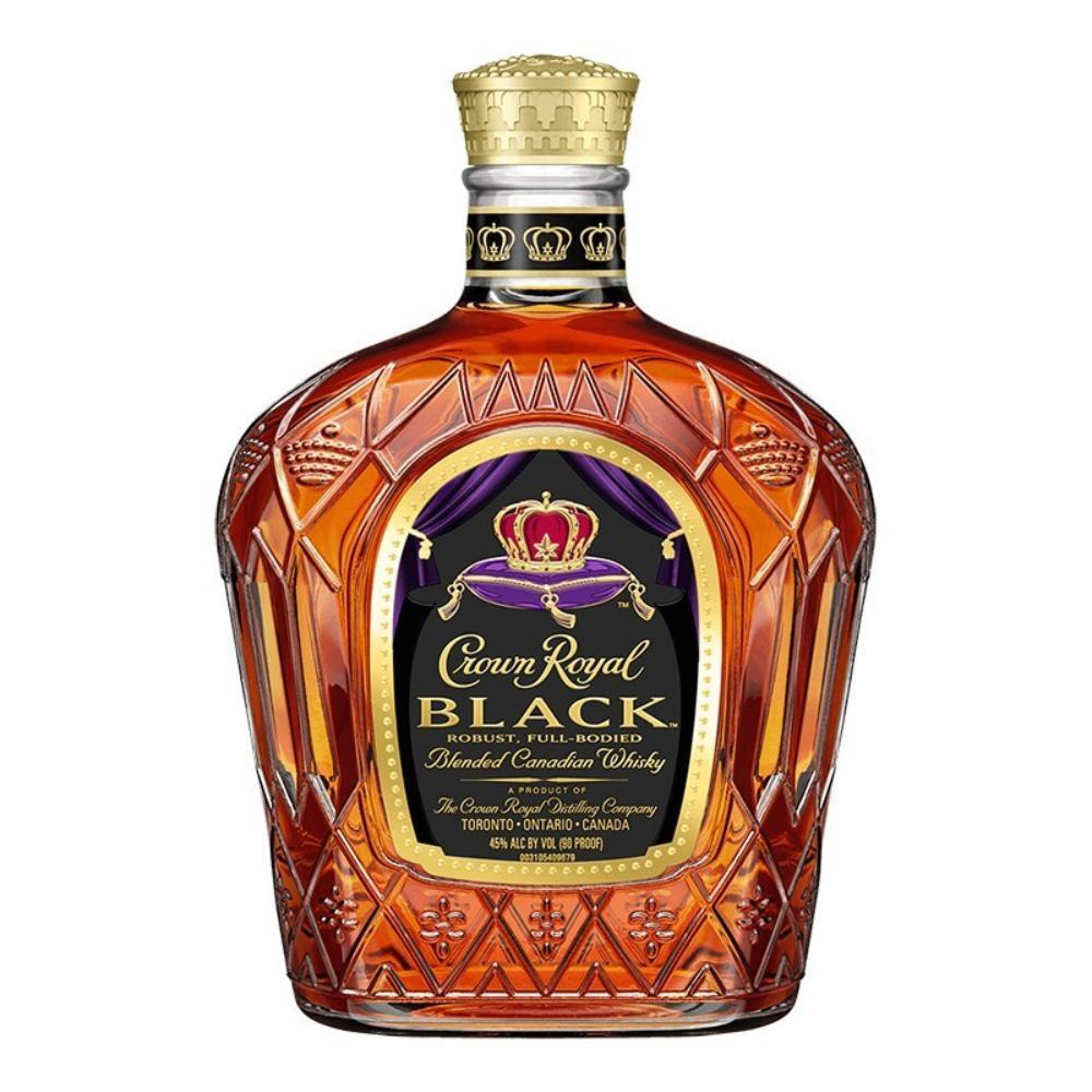 Crown Royal Black Canadian Canadian Whisky Crown Royal
