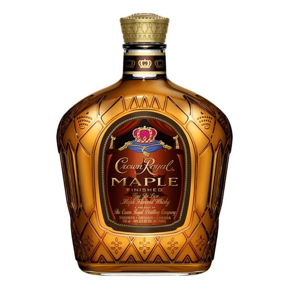Crown Royal Maple Canadian Whisky Crown Royal