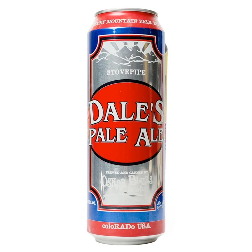 Dale's Pale Ale Beer Oskar Blues Brewery