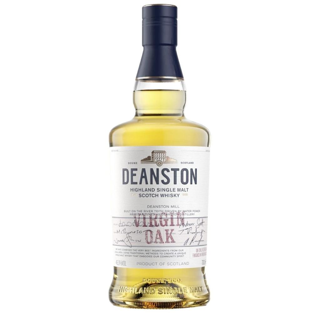 Deanston Virgin Oak Scotch Deanston Whisky