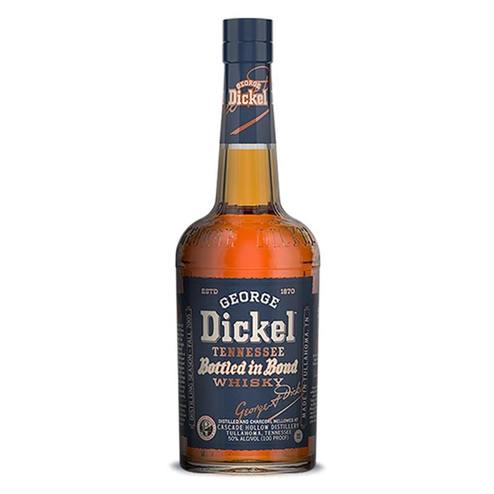 George Dickel Bottled In Bond 13 Year Old Tennessee Whiskey American Whiskey George Dickel