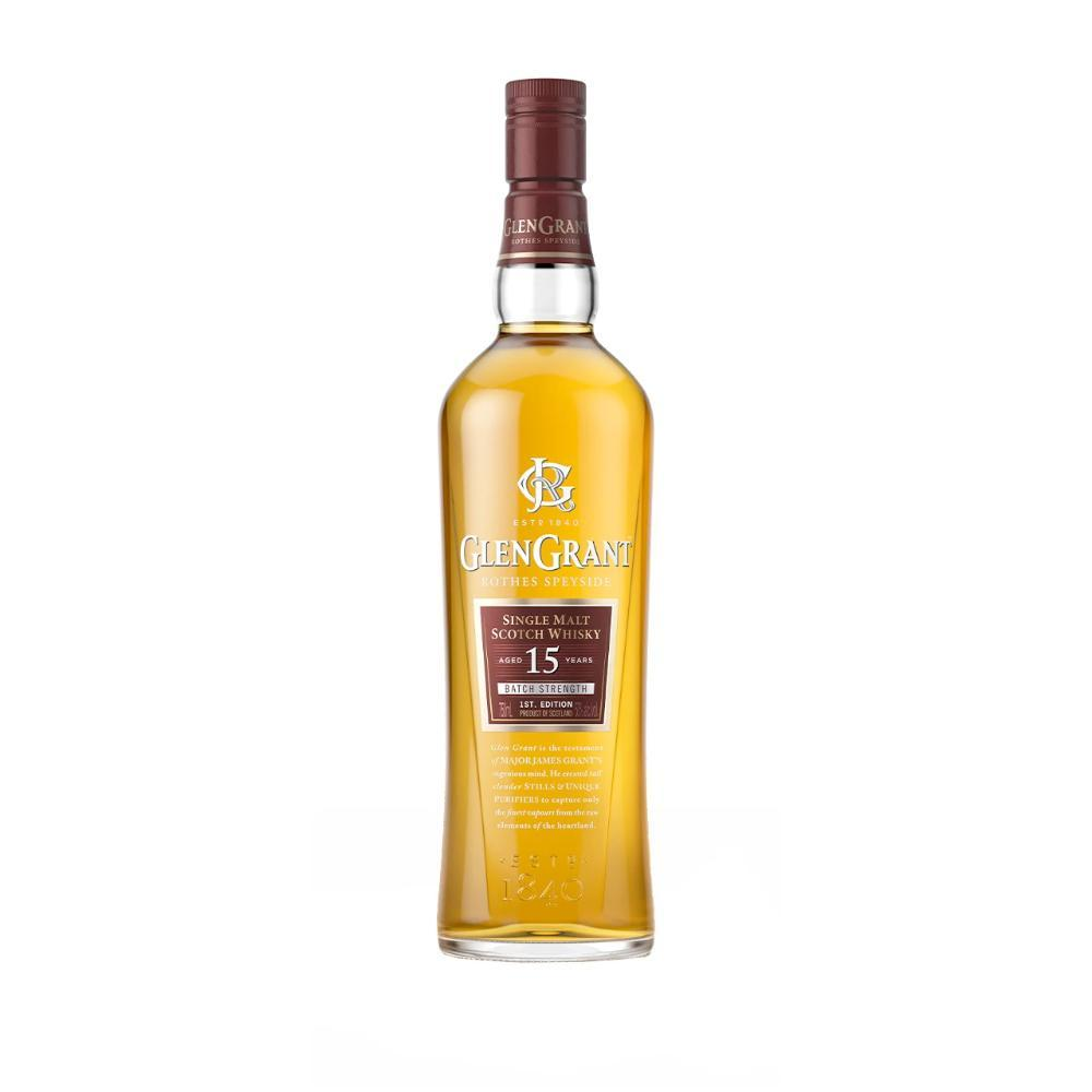 Glen Grant 15 Year Old Scotch Scotch Glen Grant