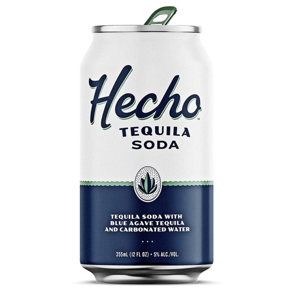Hecho Tequila Soda (6 Pack) Canned Cocktails Hecho