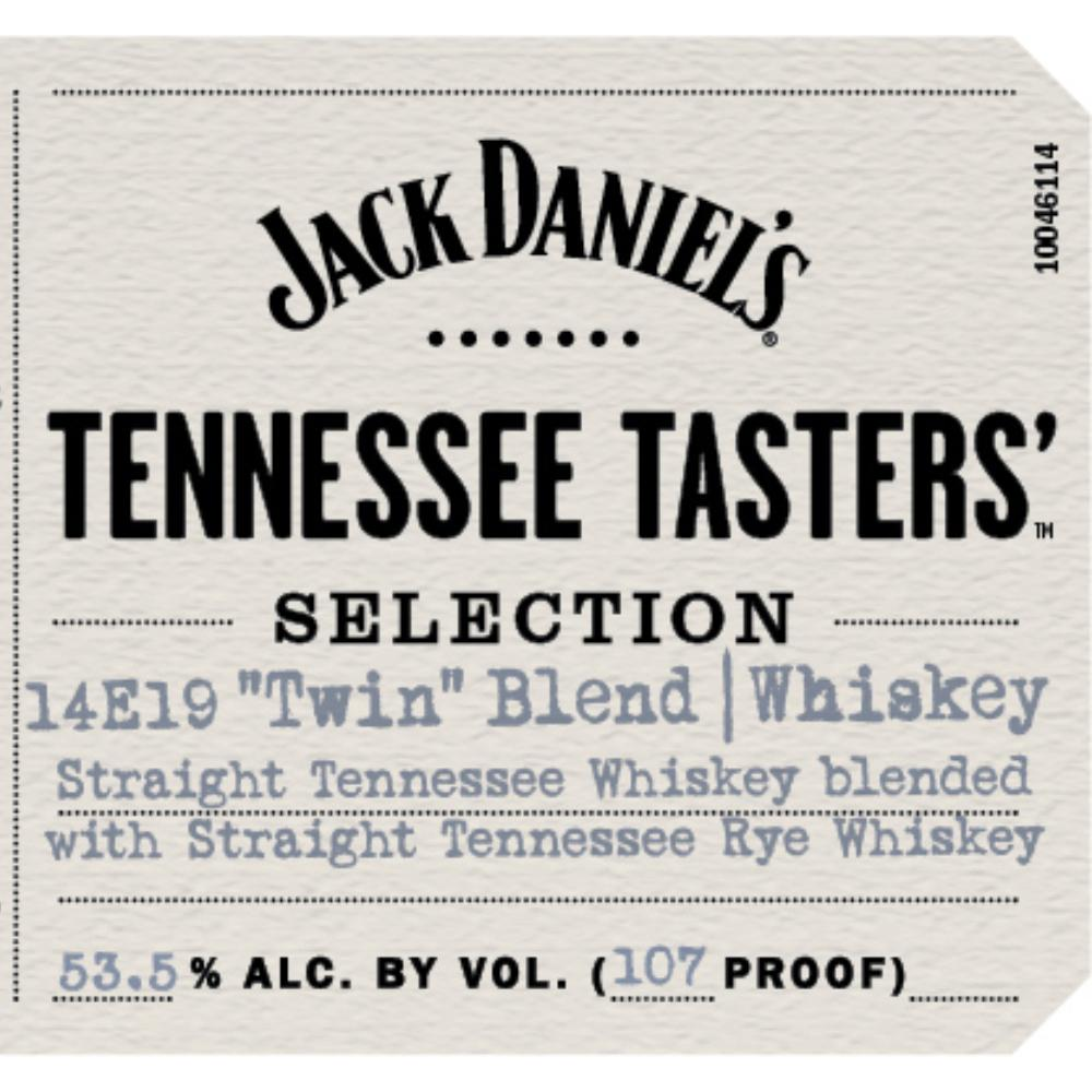 Jack Daniel's Tennessee Tasters Selection Twin Blend American Whiskey Jack Daniel's