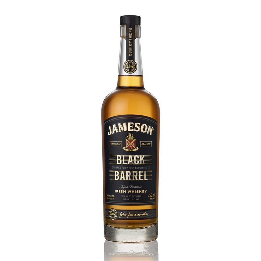 Jameson Black Barrel Irish Whiskey Irish whiskey Jameson