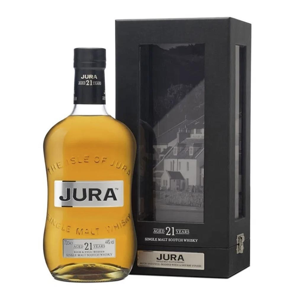 Jura 21 Year Old Scotch Jura