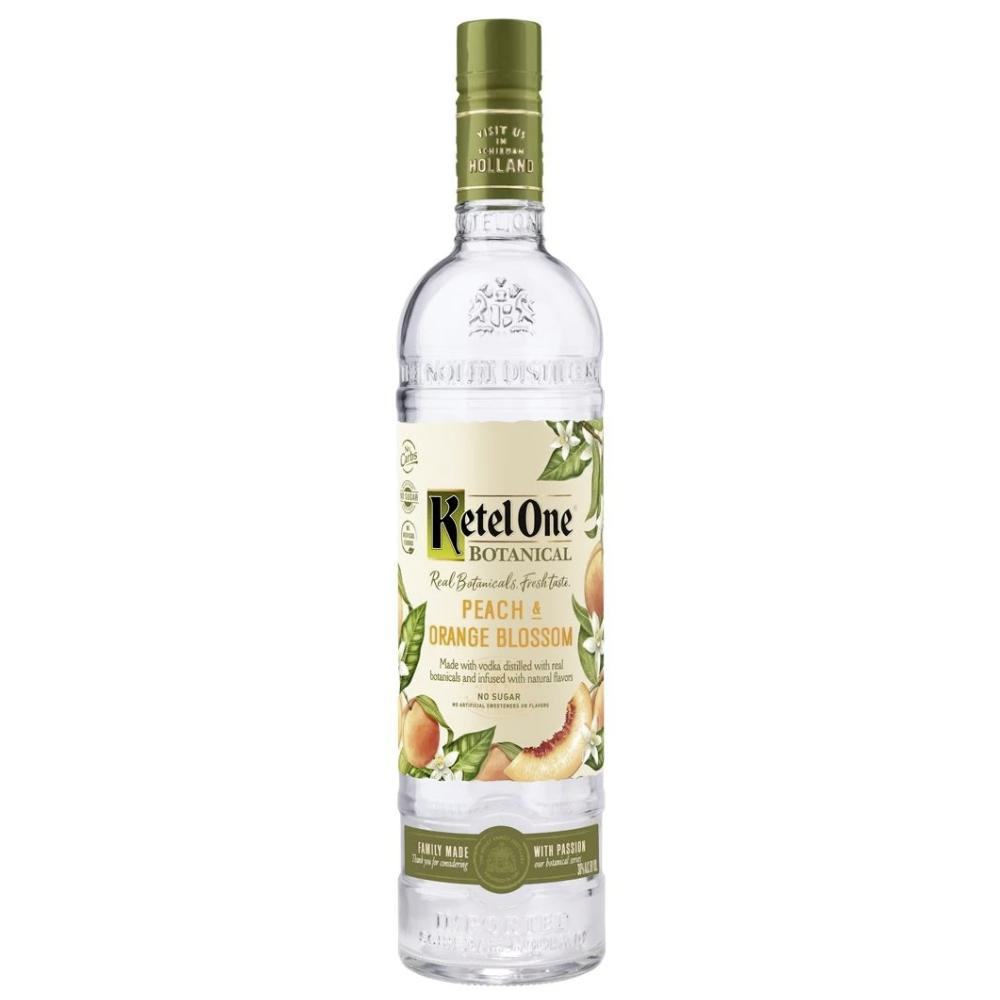 Ketel One Botanical Peach & Orange Blossom Vodka Ketel One