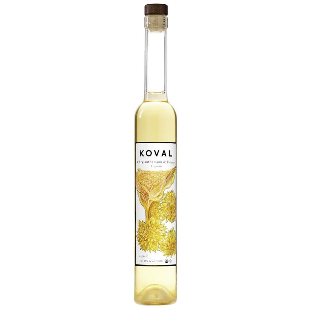 Koval Chrysanthemum & Honey 375ml Liqueur Koval