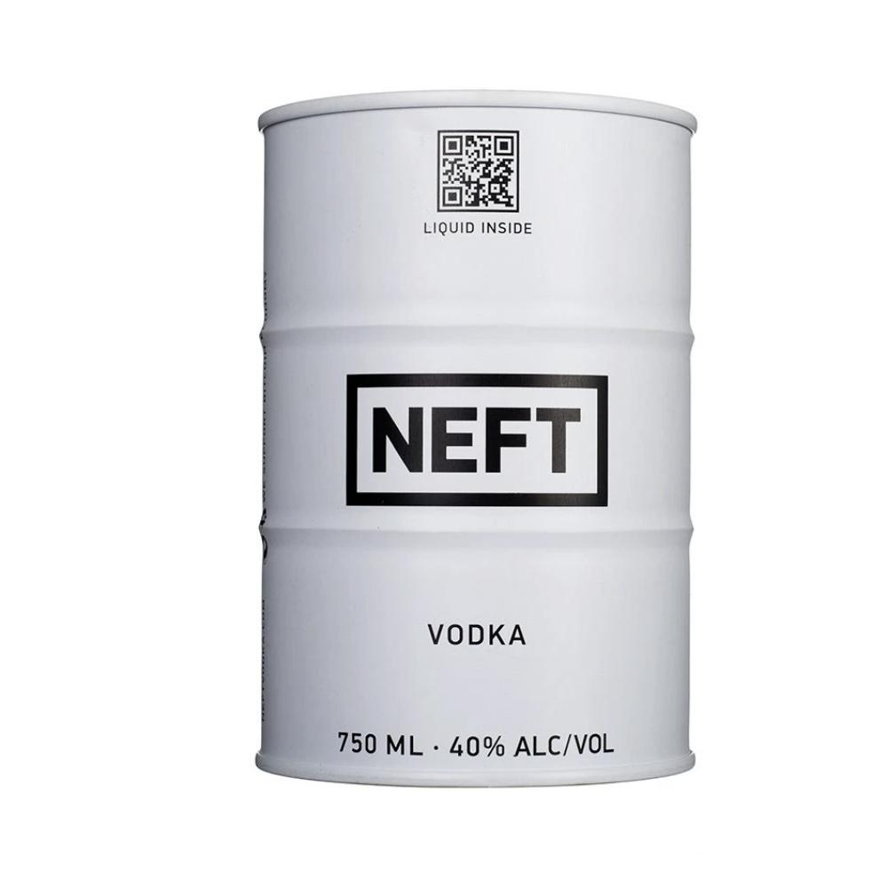 NEFT Vodka White Vodka NEFT Vodka