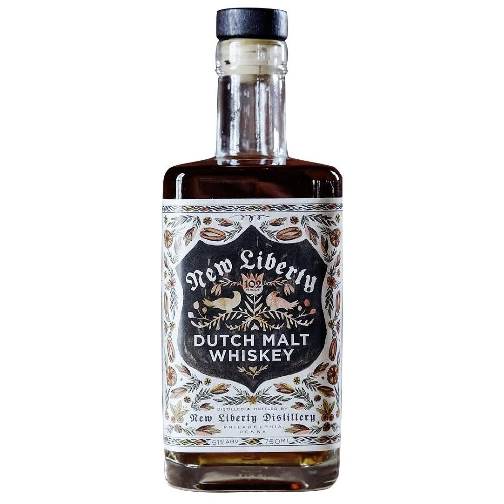 New Liberty Dutch Malt Whiskey Whiskey New Liberty Distillery