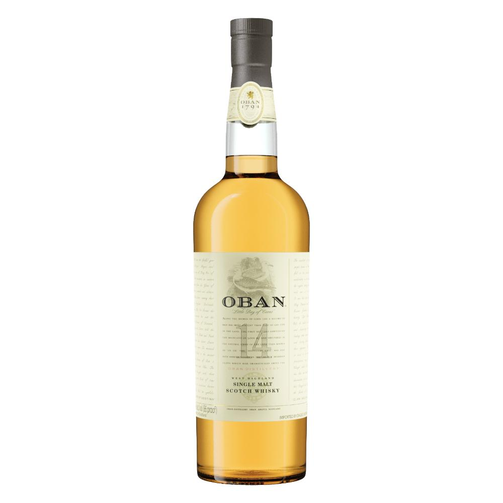 Oban 14 Year Old Scotch Oban