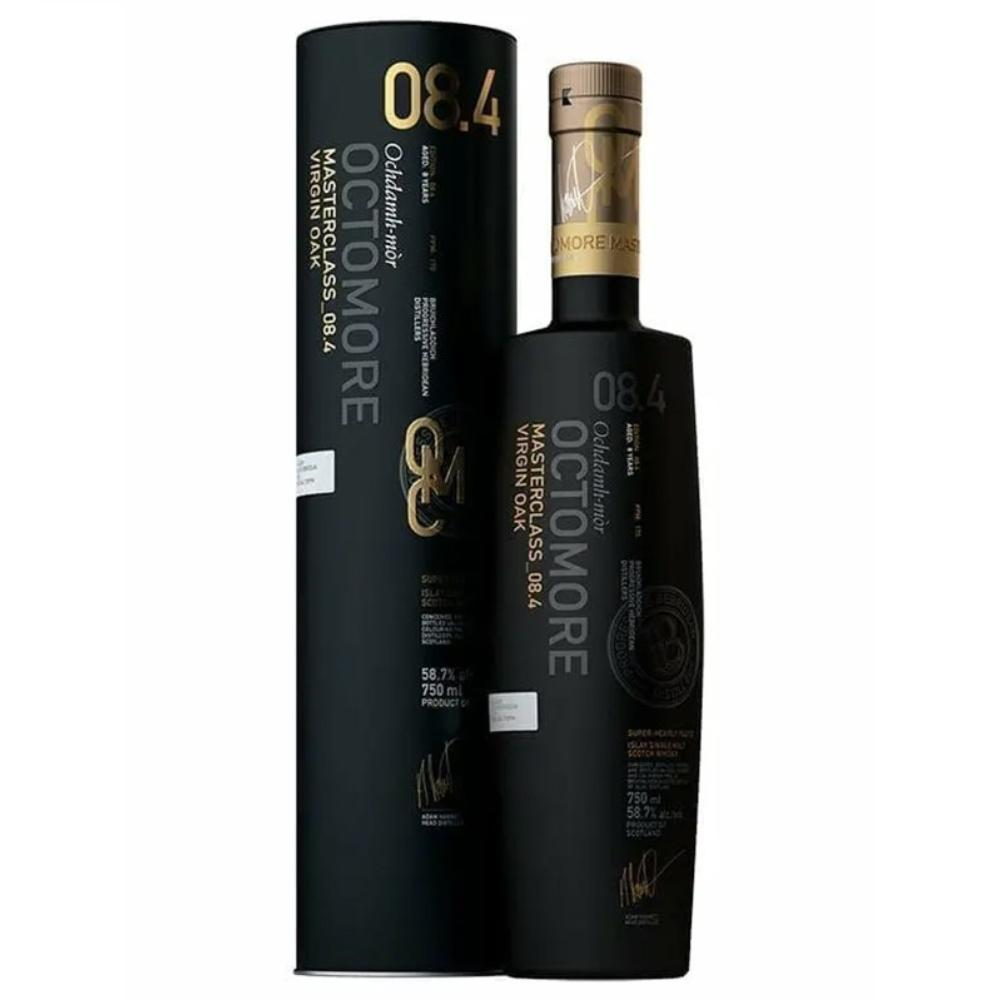Octomore Masterclass 08.4 Aged 7 Years Scotch Octomore