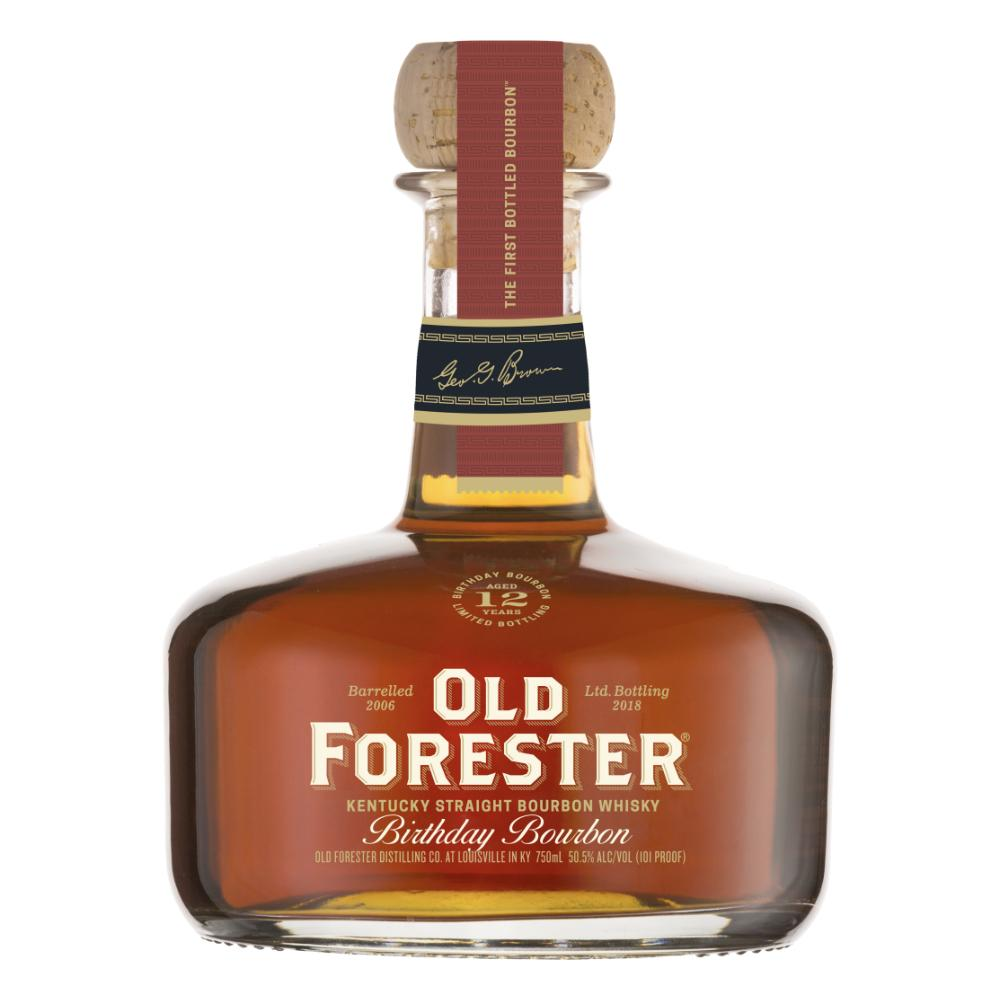 Old Forester 2018 Birthday Bourbon Bourbon Old Forester