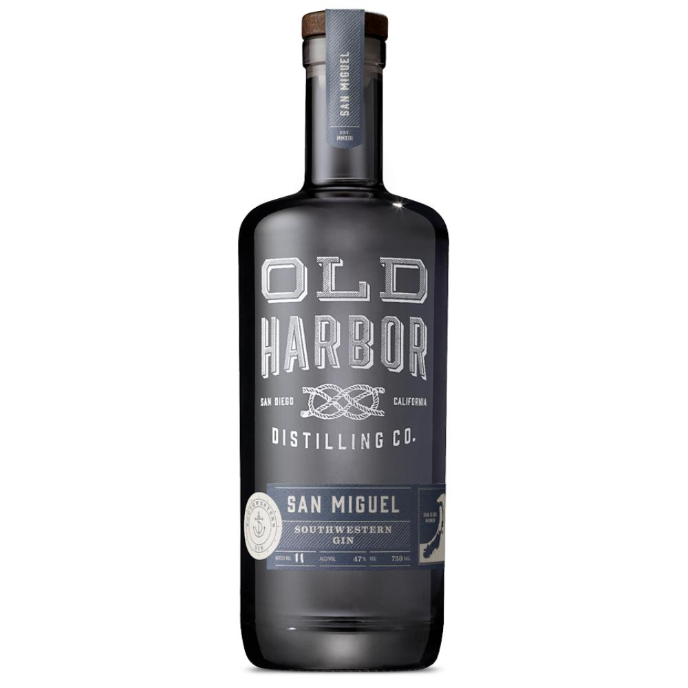 Old Harbor San Miguel Southwestern Gin