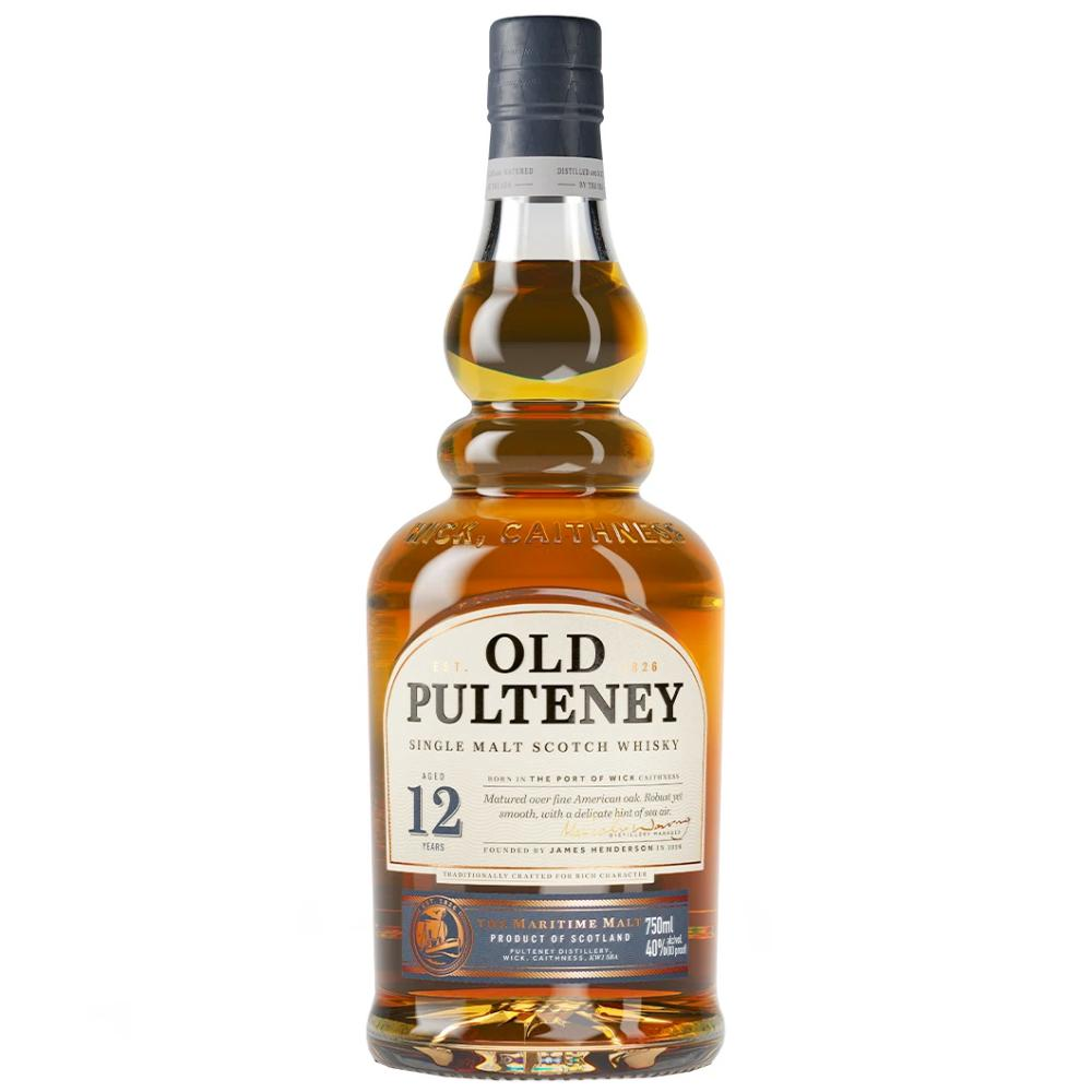 Old Pulteney 12 Years Old Scotch Old Pulteney