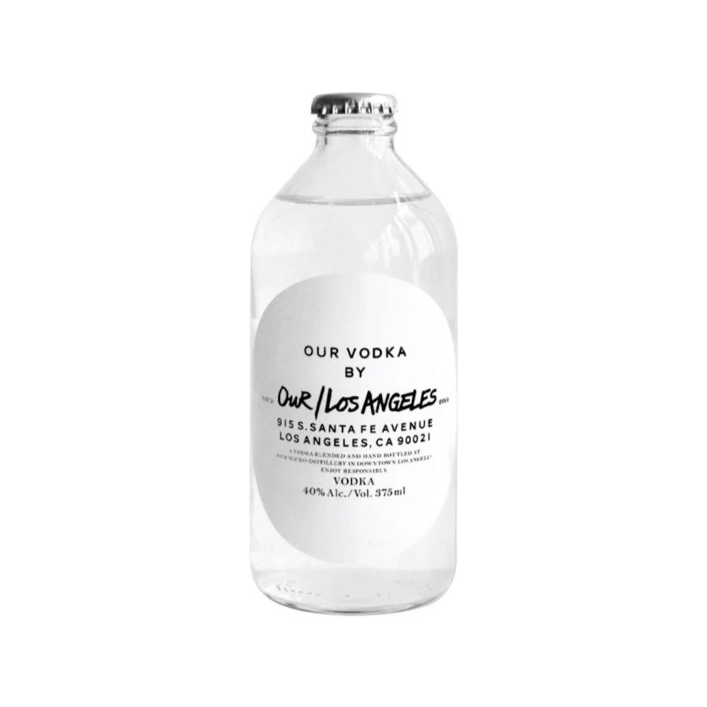 Our/Los Angeles Vodka 375mL