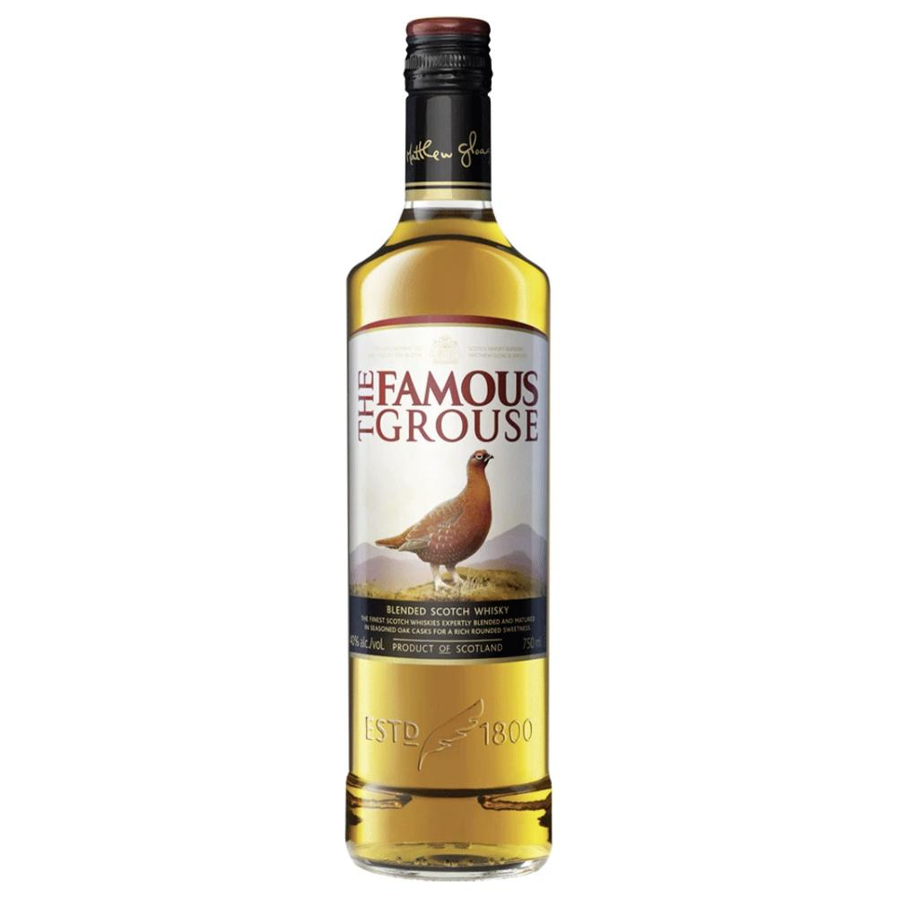 The Famous Grouse Blended Scotch Scotch The Famous Grouse