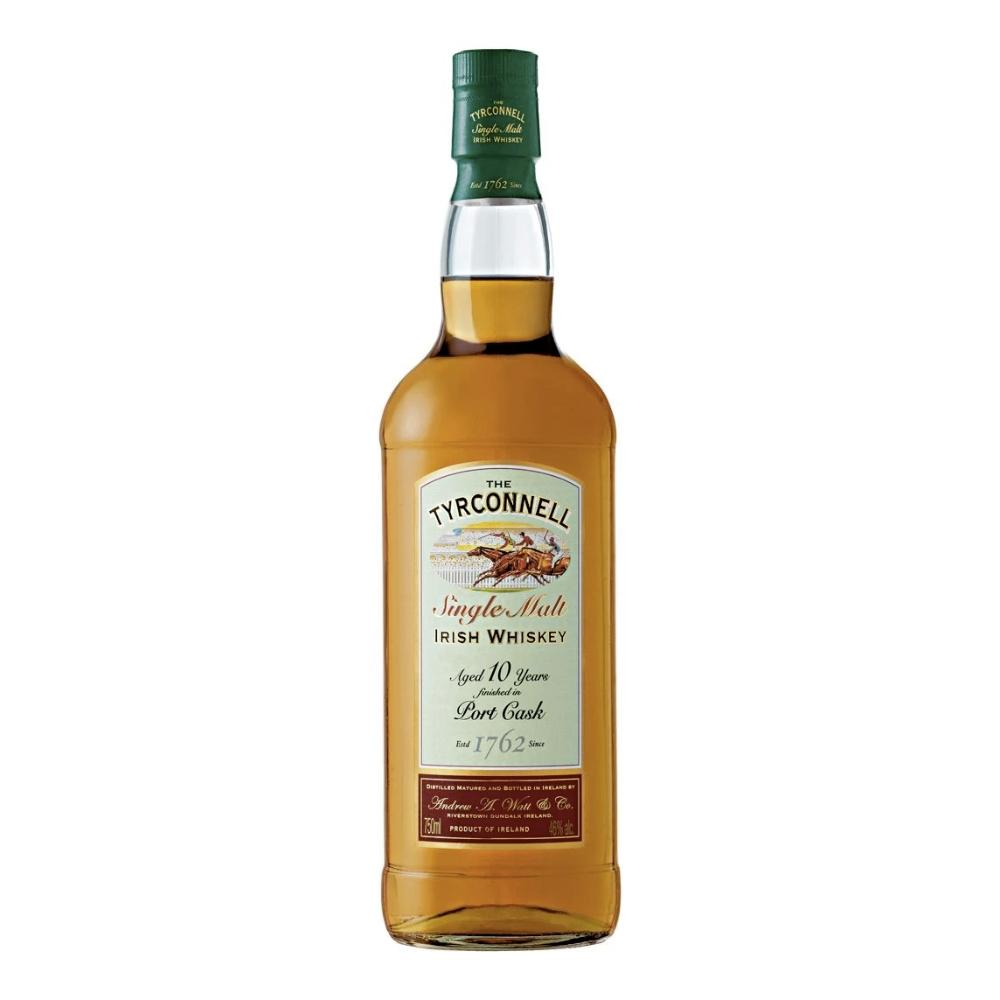 The Tyrconnell 10 Year Port Cask Finish Irish whiskey Tyrconnell