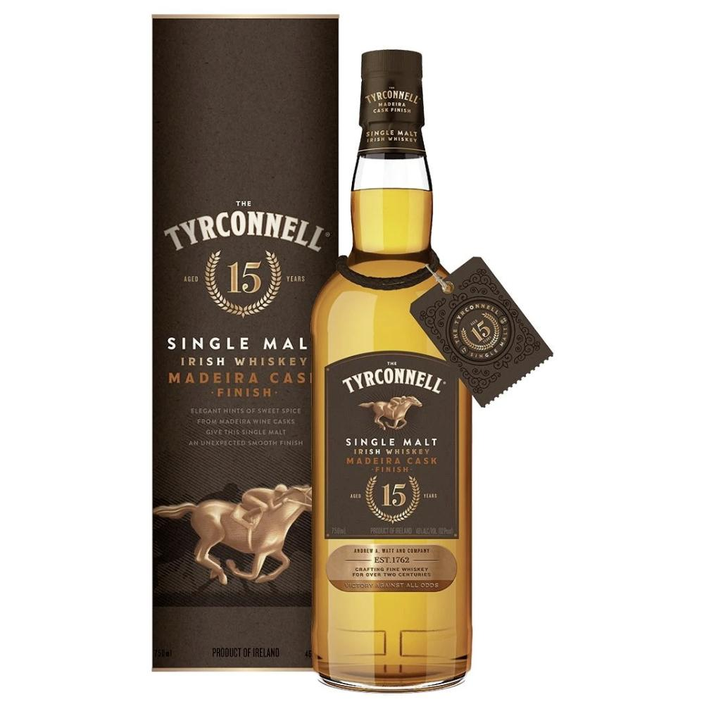 The Tyrconnell 15 Year Madeira Cask Finish Whiskey Tyrconnell