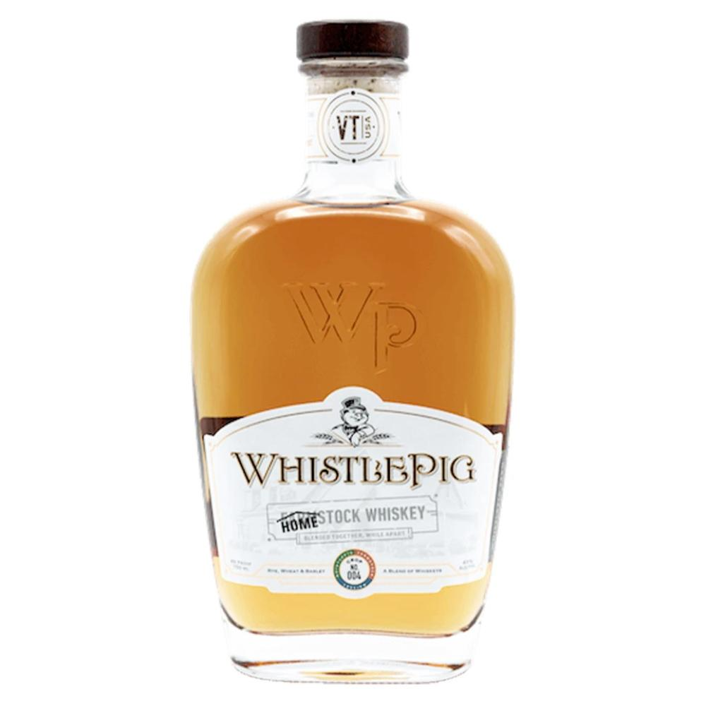 Whistlepig HomeStock Rye Crop No. 004 American Whiskey WhistlePig
