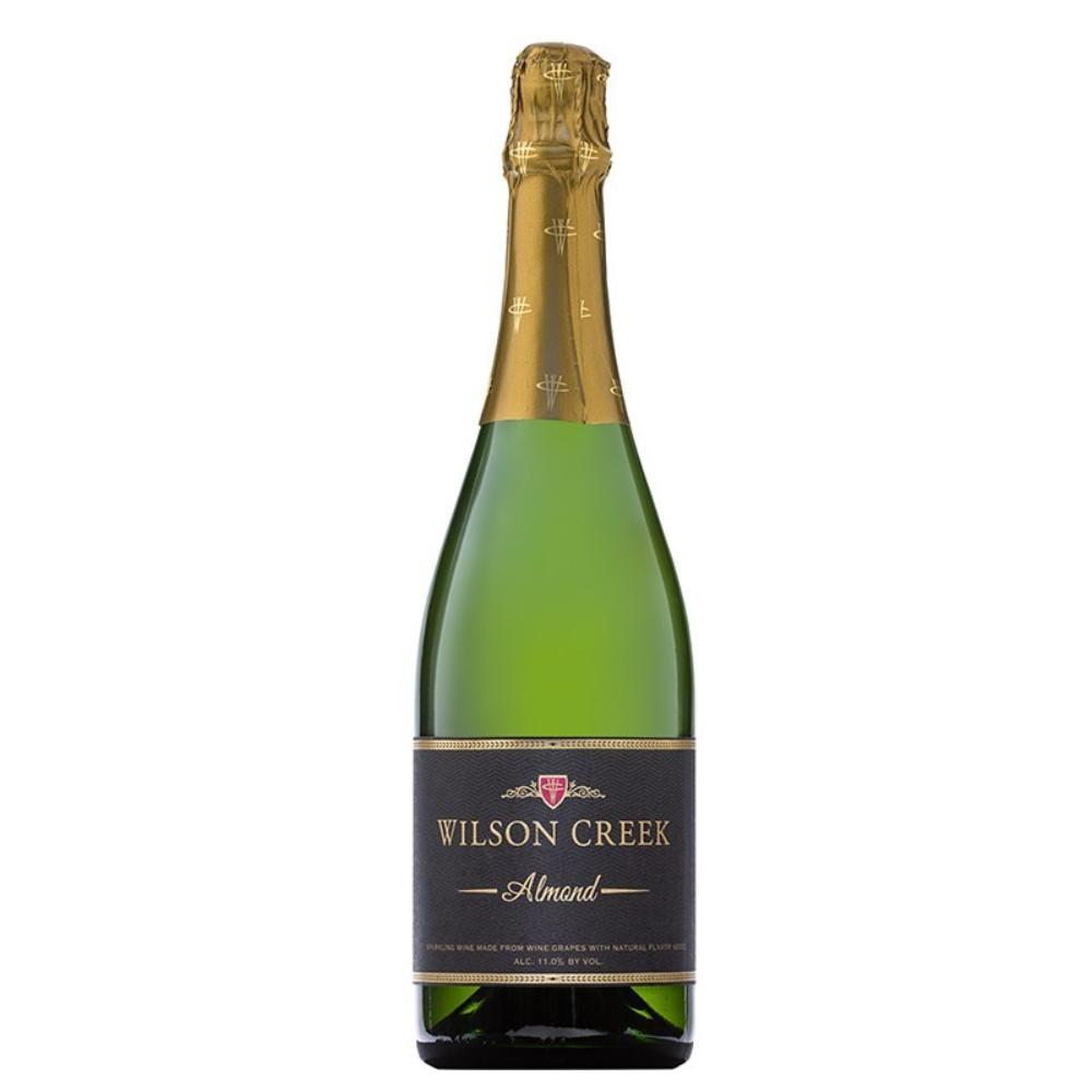 Wilson Creek Almond Sparkling Wine Champagne Wilson Creek