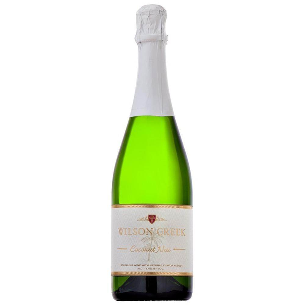 Wilson Creek Coconut Nui Sparkling Wine Champagne Wilson Creek