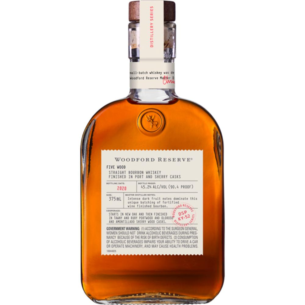 Woodford Reserve Five Wood Bourbon Woodford Reserve