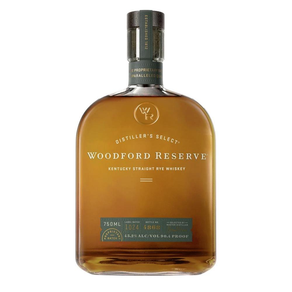 Woodford Reserve Kentucky Straight Rye Rye Whiskey Woodford Reserve