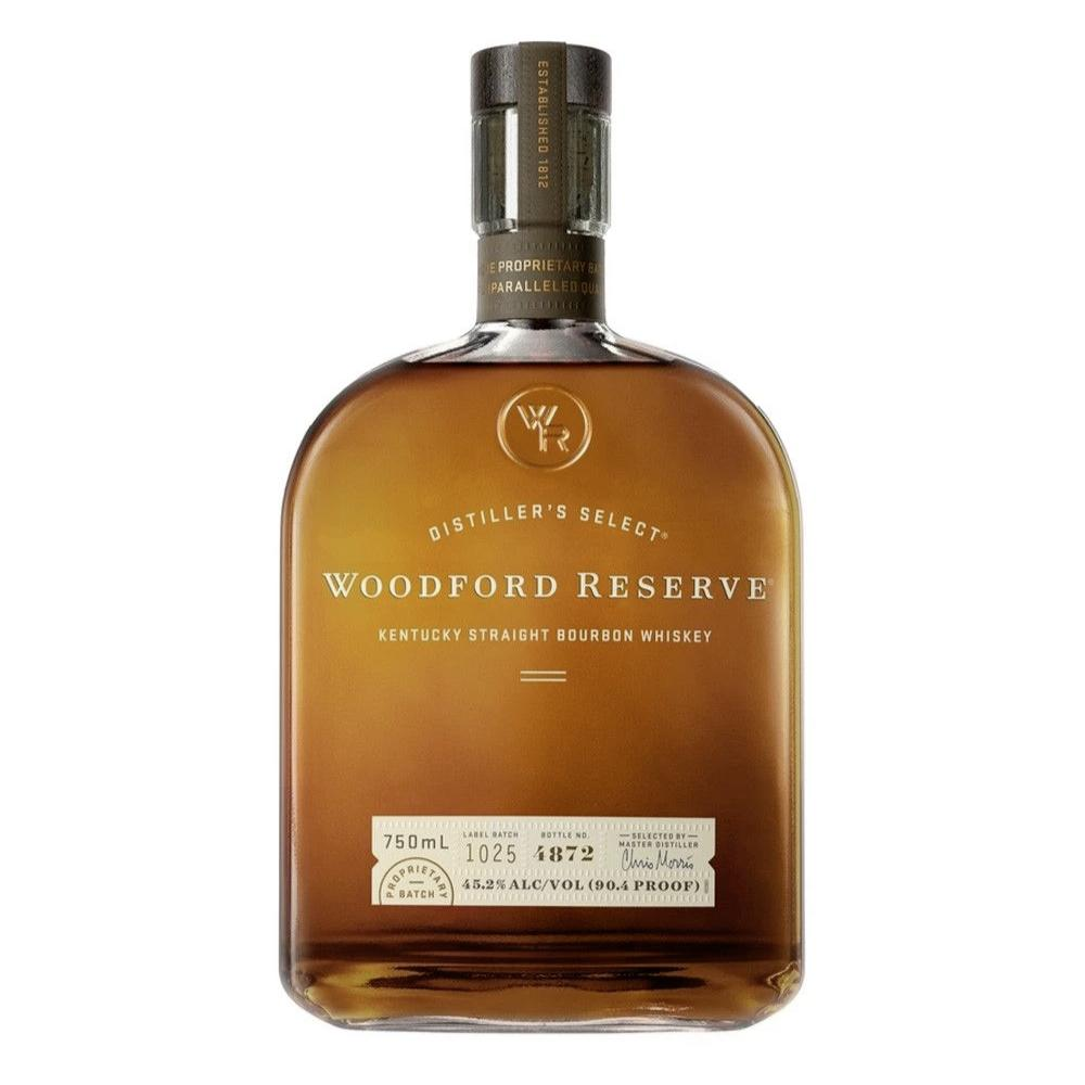 Woodford Reserve With The Screaming Eagle Foundation Logo Bourbon Woodford Reserve