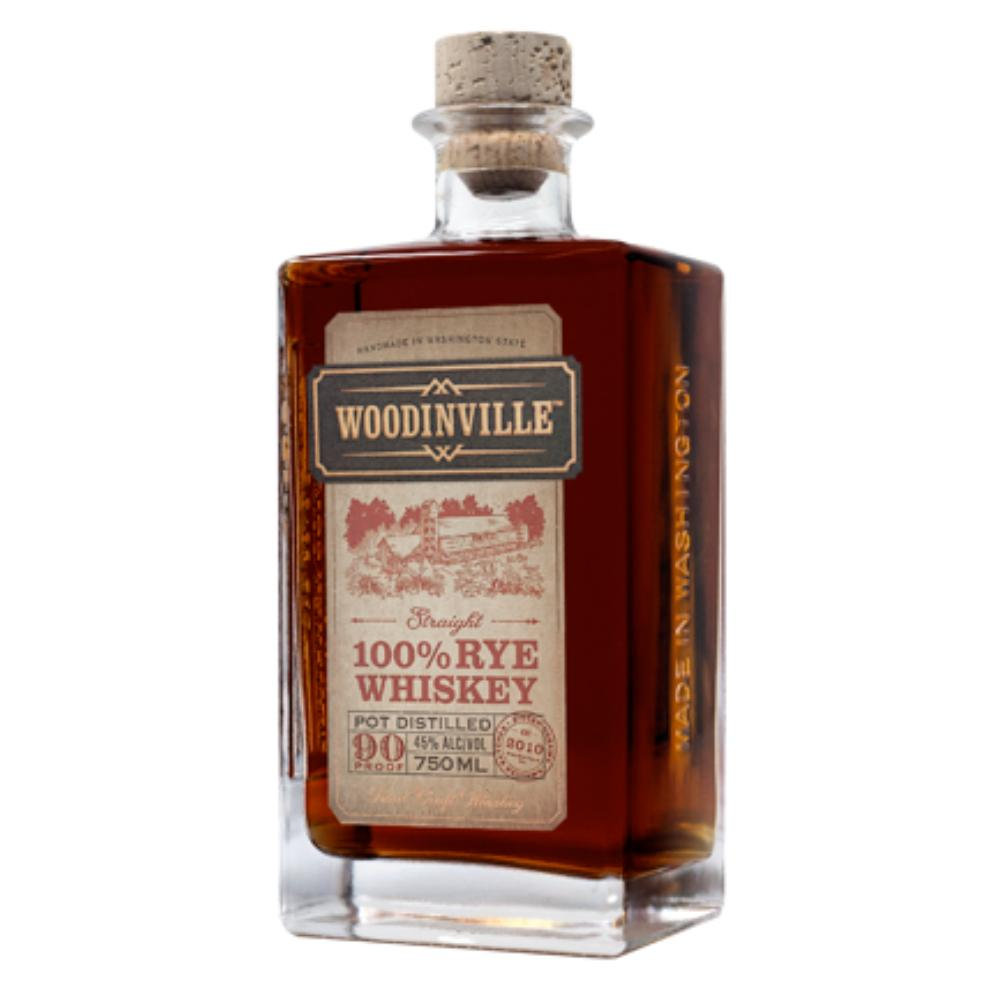 Woodinville Straight Rye Whiskey Rye Whiskey Woodinville