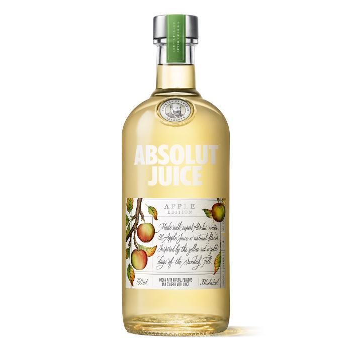 Absolut Juice Apple Edition Vodka Absolut