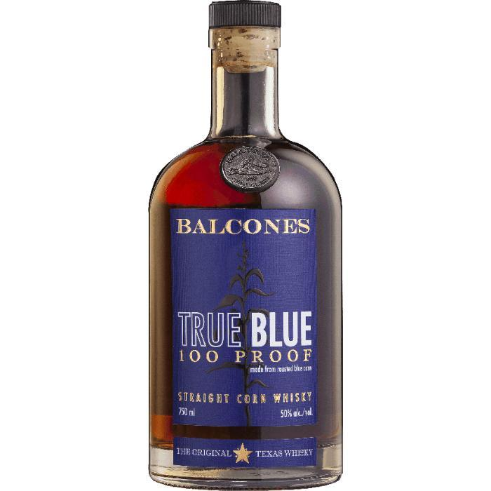 Balcones True Blue 100 Proof American Whiskey Balcones