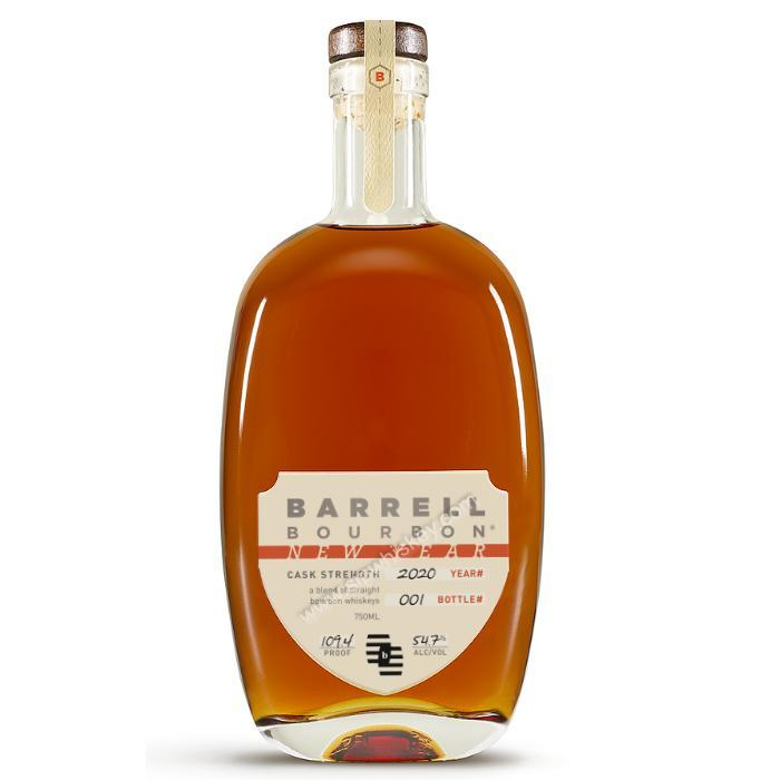 Barrell Bourbon New Year 2020 Bourbon Barrell Craft Spirits