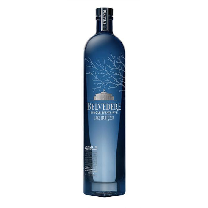 Belvedere Single Estate Rye Lake Bartężek Vodka Belvedere Vodka