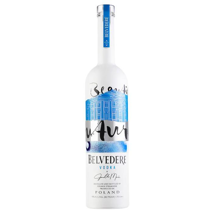 Belvedere Vodka Janelle Monáe Limited Edition Vodka Belvedere Vodka