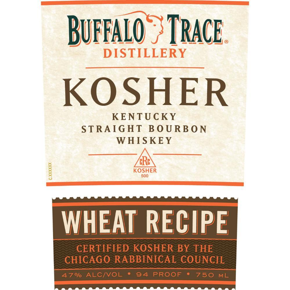 Buffalo Trace Kosher Wheat Recipe Bourbon Bourbon Buffalo Trace