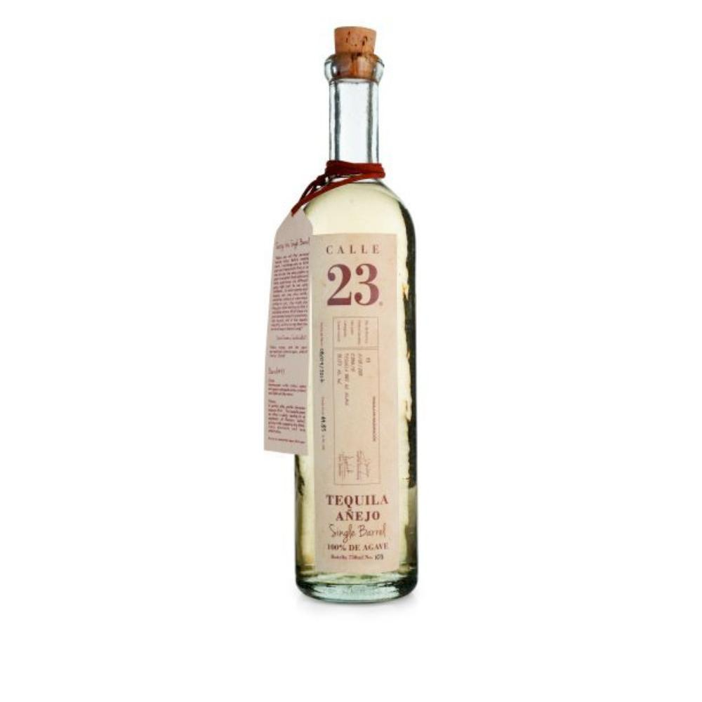 Calle 23 Tequila Anejo Single Barrel #50 Tequila Calle 23 Tequila