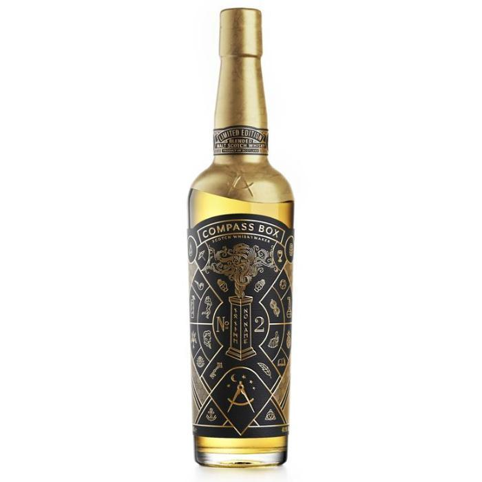 Compass Box No Name No. 2 Bourbon Compass Box