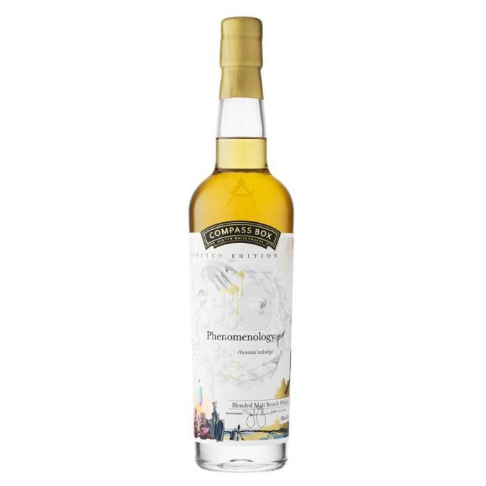 Compass Box Phenomenology Scotch Compass Box