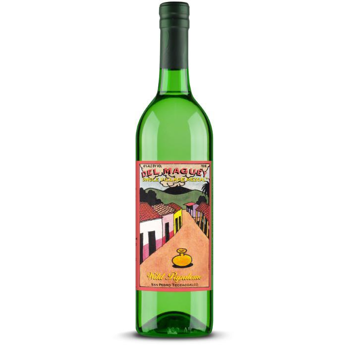 Del Maguey Wild Papalome Mezcal Del Maguey