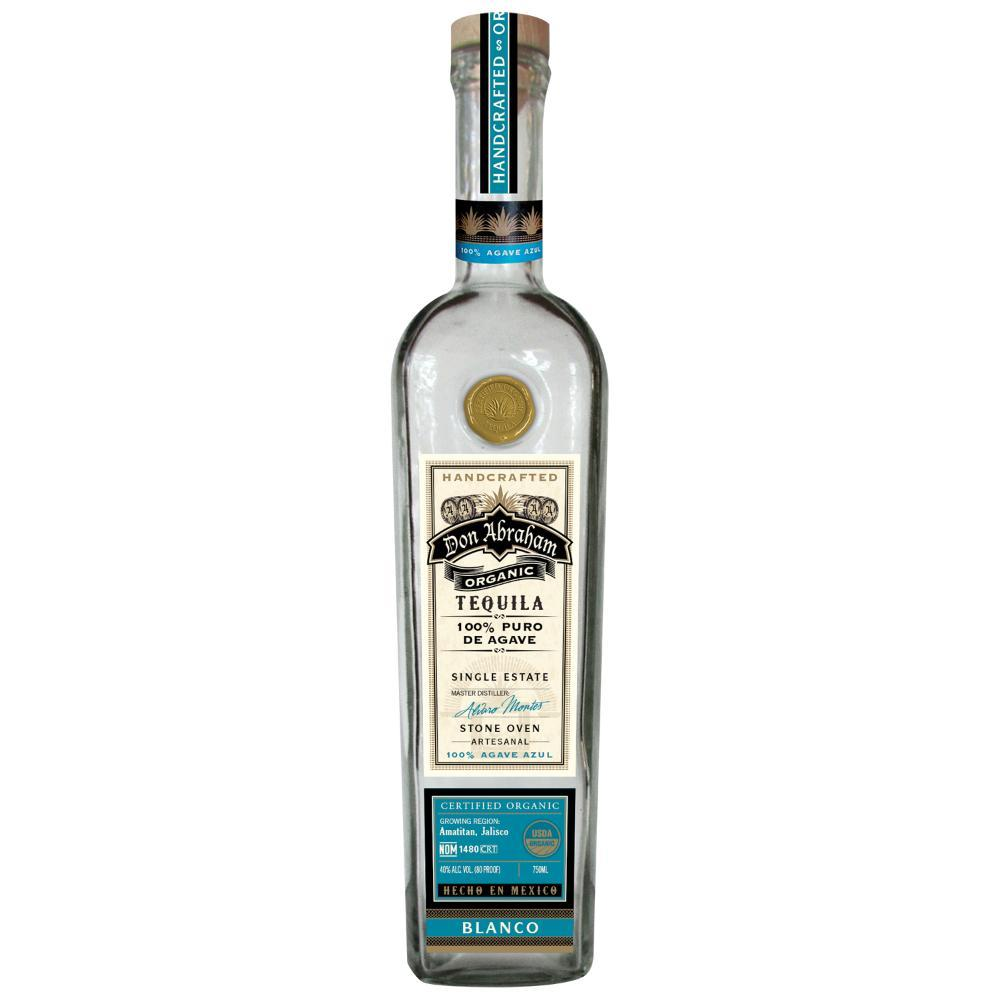 Don Abraham Organico Blanco Tequila Tequila Don Abraham