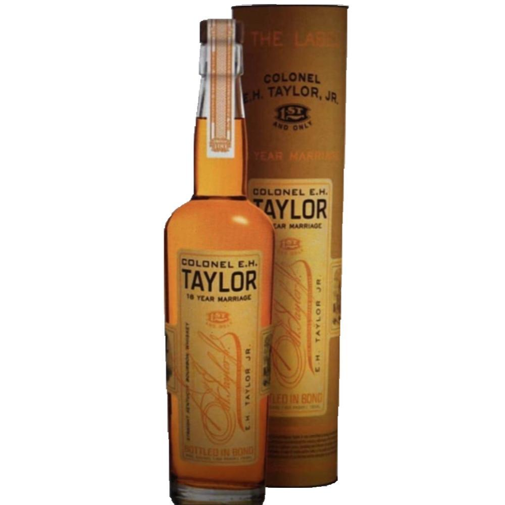 Colonel E.H. Taylor 18 Year Marriage Bourbon Colonel E.H. Taylor