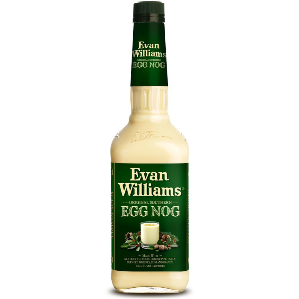 Evan Williams Egg Nog Egg Nog Evan Williams