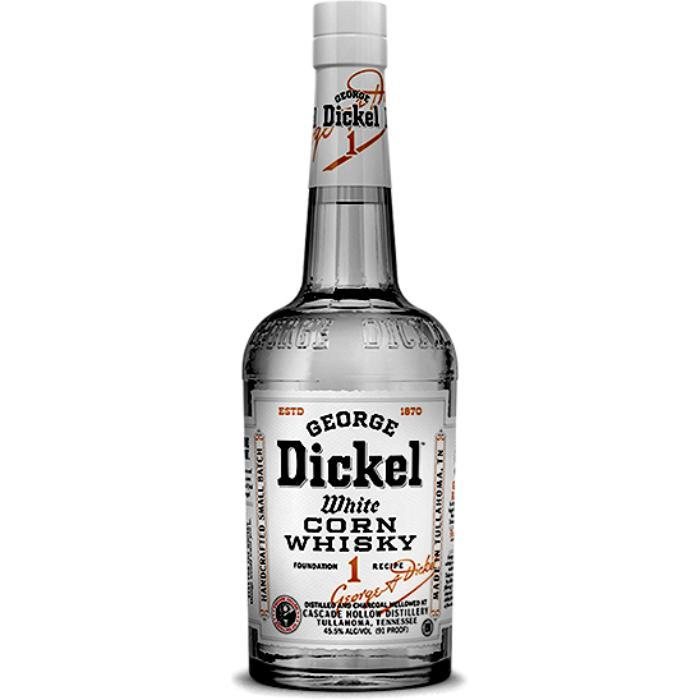 George Dickel No. 1 Whisky White Corn Whisky American Whiskey George Dickel