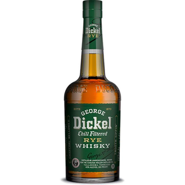 George Dickel Rye Whisky Rye Whiskey George Dickel