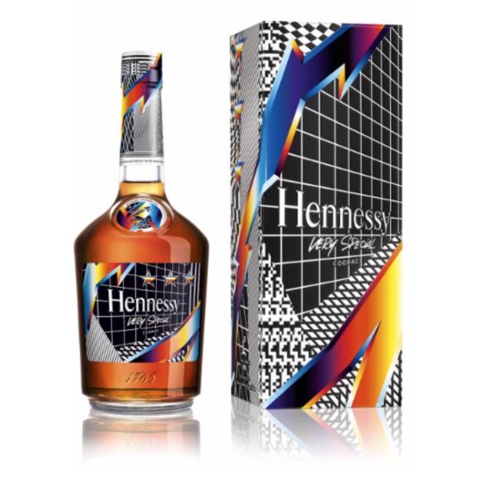 Hennessy V.S Limited Edition by Felipe Pantone Cognac Hennessy