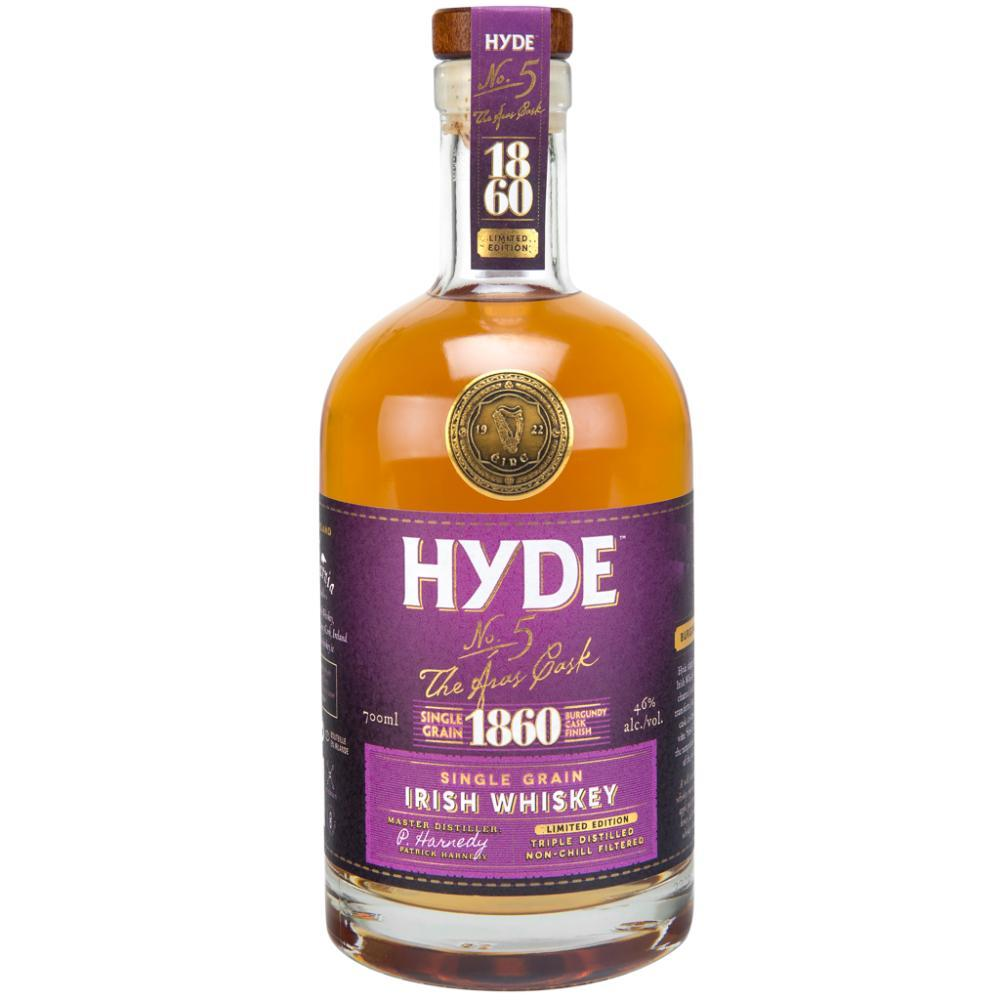 Hyde No. 5 The Aras Cask Irish whiskey Hyde Whiskey