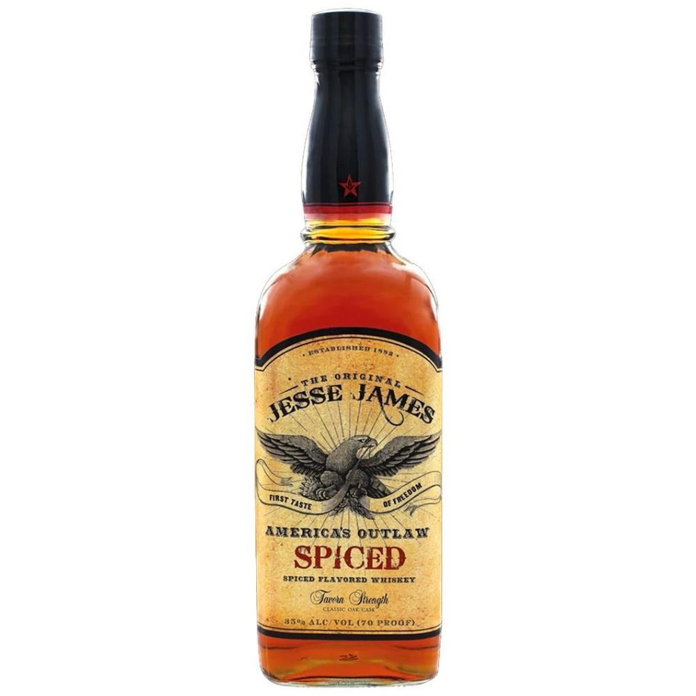 Jesse James Spiced Whiskey Bourbon Jesse James Spirits